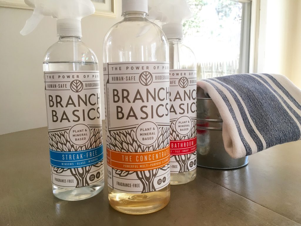 My Honest Review Of Branch Basics Multipurpose Cleaners Our Simplified Home